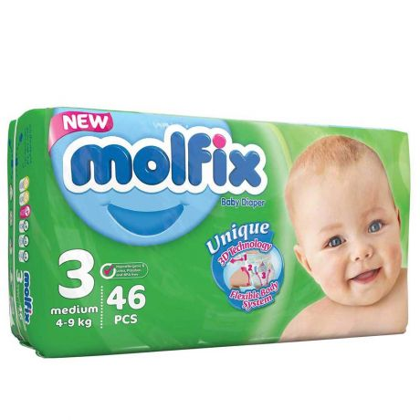 مولفیکس دوقلو متوسط۳۸ع