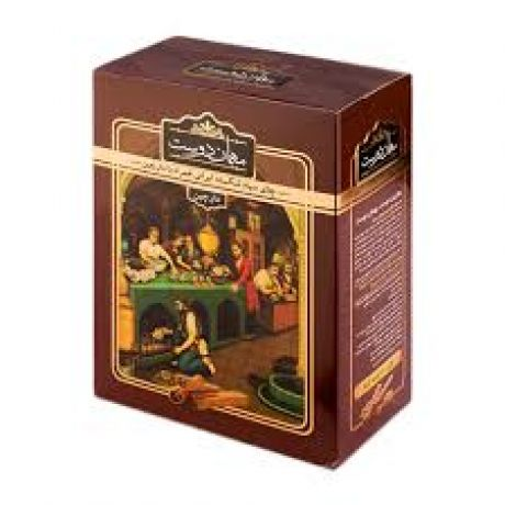 چاي ايرانی با طعم دارچين مهماندوست 150گرمی