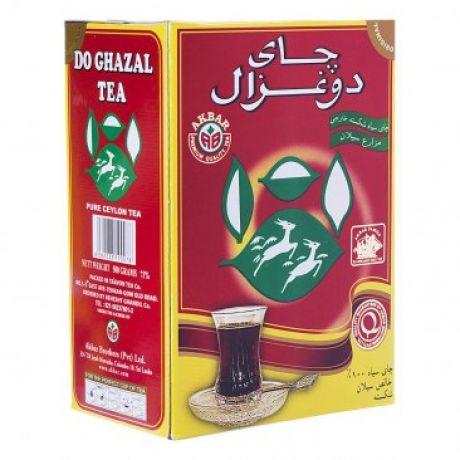 چای 500 گرمی ساده دوغزال اصل