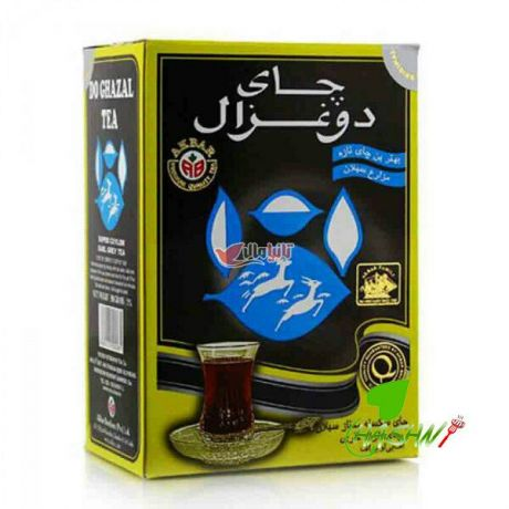 چای 250 گرمی عطری دوغزال