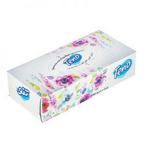 دستمال کاغذی 100*2 تنو