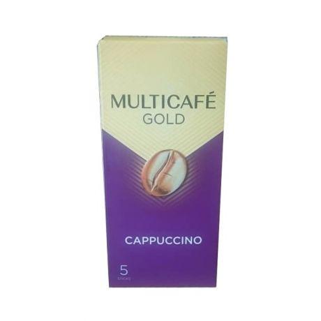 کاپوچینو گروه گلد 5عدد مولتی کافه
