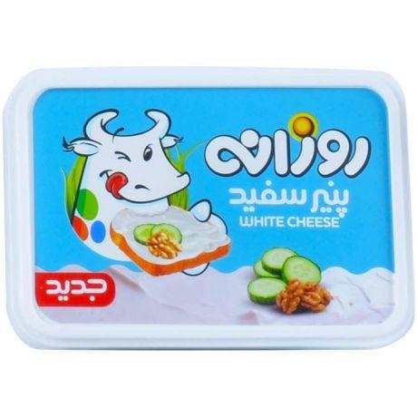 پنیر سفید 180گرمی روزانه