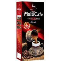 قهوه 100 گرمی ترک مولتی کافه
