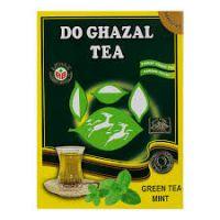 چای سبز نعنا 250 گرمی دوغزال
