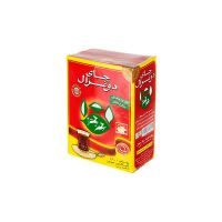 چای 100 گرمی ساده دوغزال